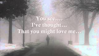 Take My Hand For A While - Glen Champbell with LYRICS