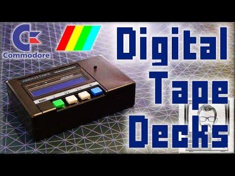 Digital Cassette Tape Drives | Nostalgia Nerd