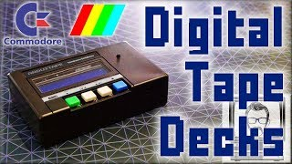 Digital Cassette Tape Drives | Nostalgia Nerd