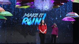 Ellen Makes It Rain!