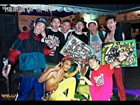 Malaysia Got HipHop 2014 | KnightOfRound Vs. 300 Finals
