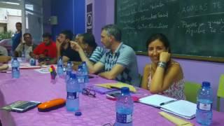 Reunion informativa comarcal del Guadalentin (Miércoles 26 de julio de 2017)