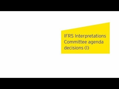 Global IFRS: IFRS Interpretations Committee Agenda Decisions On IFRS 16 (I)