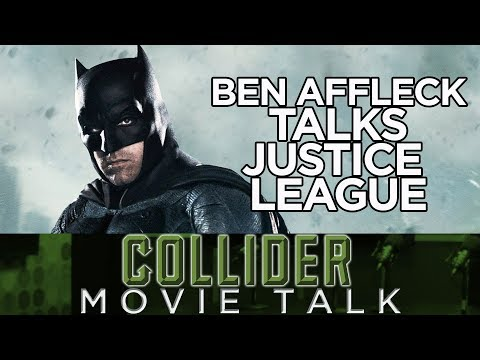 Ben Affleck Talks About Justice League Having Two Directors - Collider Movie Talk