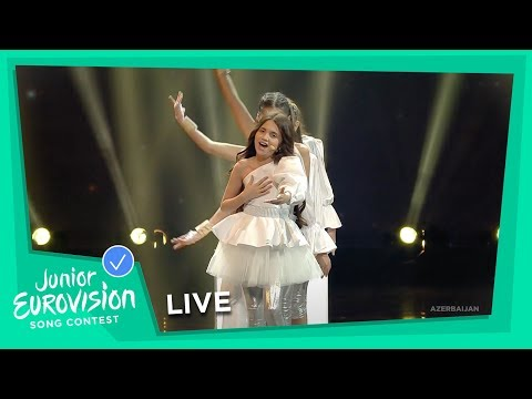 Fidan Huseynova - I Wanna Be Like You - LIVE - Azerbaijan 🇦🇿 - Junior Eurovision 2018