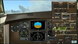Reconstrucción del Accidente Aéreo de Cuba. Vuelo 883 deun ATR 72-212