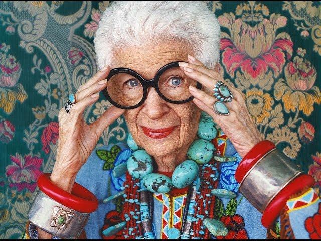90歳を過ぎても、まだまだ現役!映画『アイリス・アプフェル!94歳のニューヨーカー』予告編