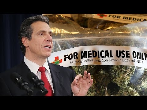 New York to Legalize Medical Marijuana