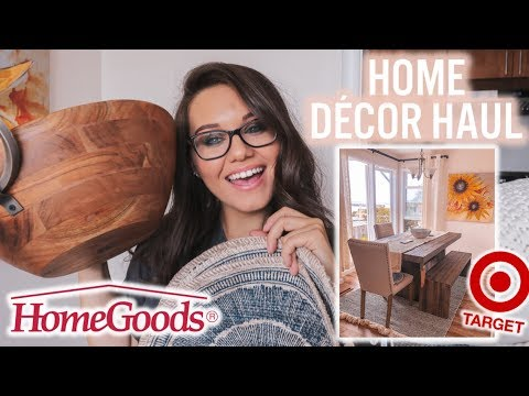 HOME DECOR HAUL + UNBOXING | SF APARTMENT