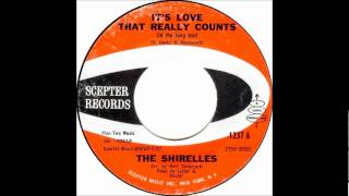 Watch Shirelles Its Love That Really Counts video