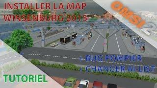 [Tutoriel] OMSI 2 | Installer Winsenburg 2015 + Bug Pompier + Changer l'ai-list !