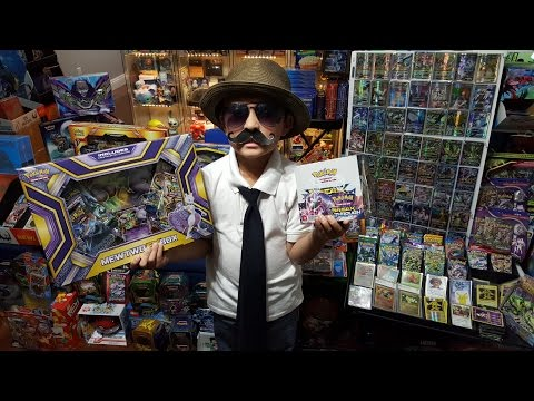 Catching Your Favorite Pokemon At Carls Collectibles #4! MEWTWO STUFF! Our BIGGEST PACK OPENING EVER