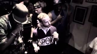 Meyhem Lauren - Pan Seared Tilapia (feat. Ag Da Coroner & Despot) // Live @ 350 Broadway