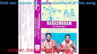 Nadaswaram For Marriage - Gettimelam