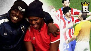 KSI vs Akinfenwa | Champions League Match : Juventus Vs. Atletico Madrid | Rule'm Sports