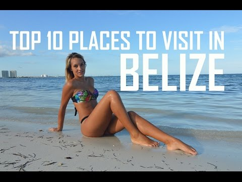 Top 10 places to visit in Belize | Belize Travel Guide | Belize Resorts | Tourism Attractions