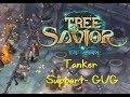 Tree of Savior - Guild Versus Guild (Tank support VS 15+ enemies)
