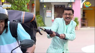 Delivery Boy Pushes Popatlal! | Taarak Mehta Ka Ooltah Chashmah | तारक मेहता - Ep 3138