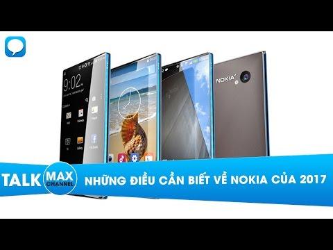 Smartphone Nokia của năm 2017, những điều cần biết?