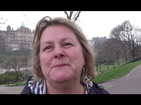 What do people in Edinburgh think of IndyRef 2 (Unedited Street Reportage)