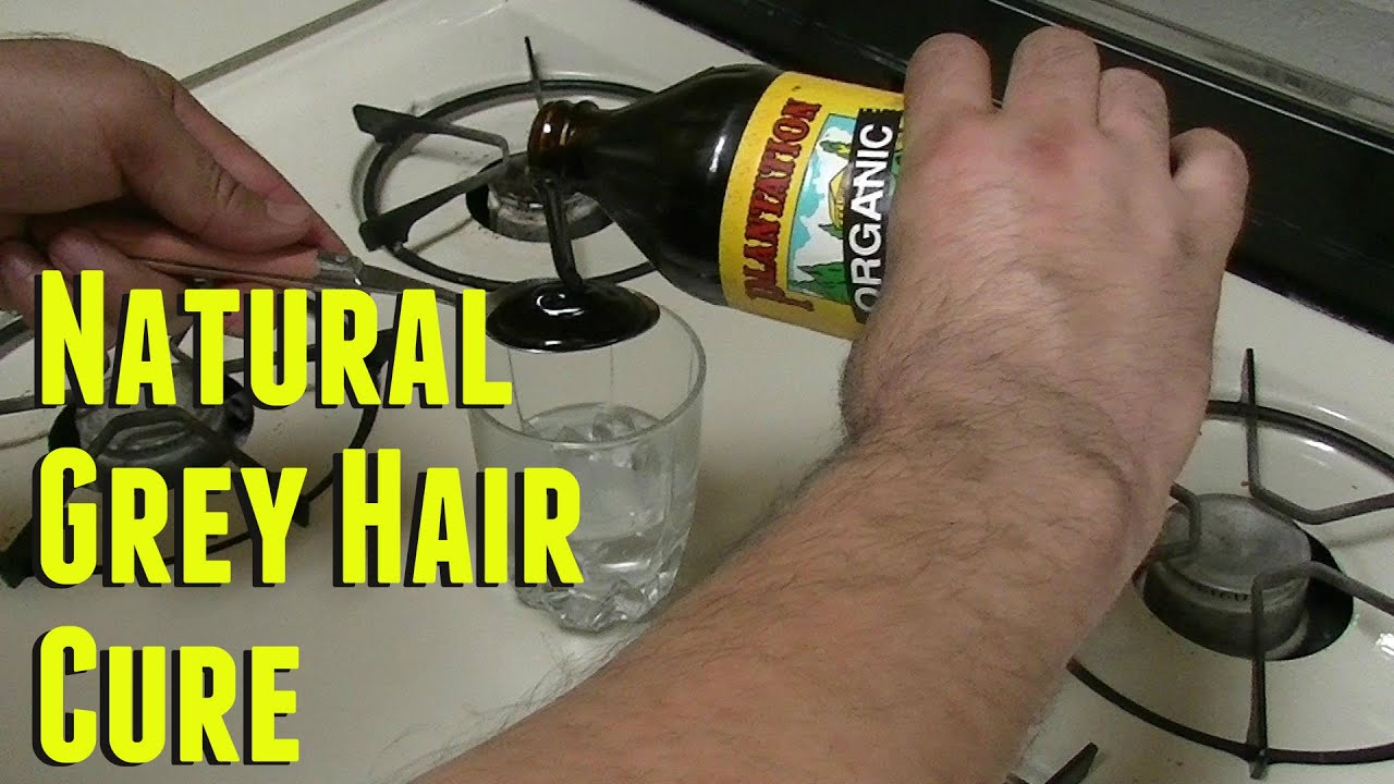 Best Way To Cover Grey Hair Naturally