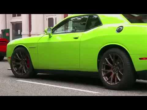 Dodge Challenger Srt Hellcat First Drive Video Review