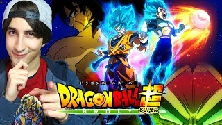Dragon Ball Super: BROLY è UFFICIALE nel FILM 2018! Dragon Ball Super 2018 Movie ITA By Gioseph