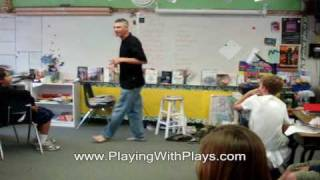 9 - minute solo Macbeth - classroom edition