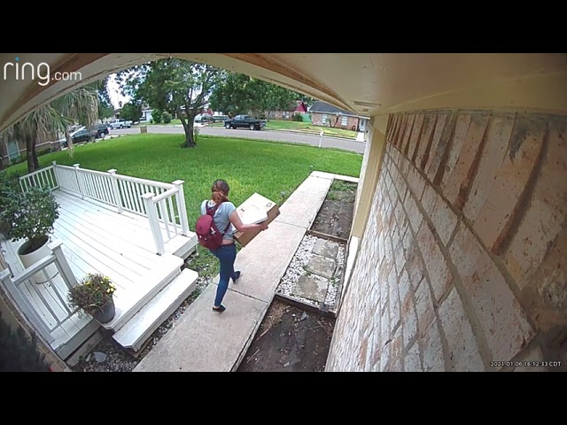 Person of Interest: Theft