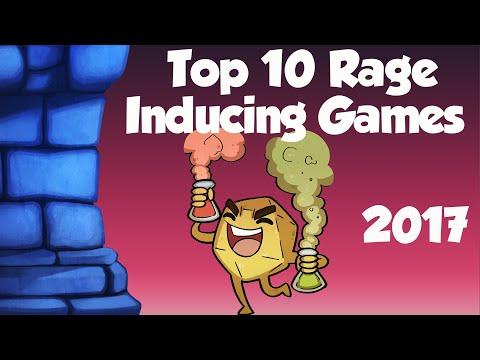 Top 10 Rage Inducing Games