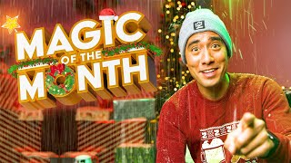 Christmas Magic | MAGIC OF THE MONTH - December 2020