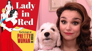 Episode 4: Lady in Red - Backstage at PRETTY WOMAN with Samantha Barks