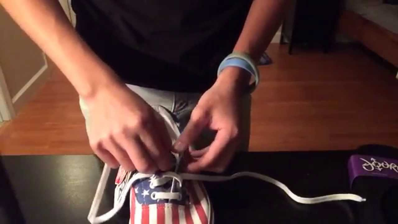 8940895b8d3f72 Vans Van Doren Authentic Stars   Stripes Unboxing and ON FEET - YouTube