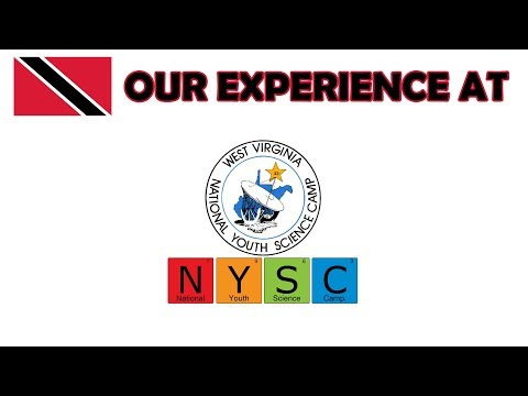 Catching up with Trinidad and Tobago's delegates to the 2017 National Youth Science Camp