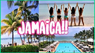 JAMAICA!!! + SPITTING ALL OVER THE LIDO DECK... | Carnival Breeze 2016 | Cruise Vlog 5