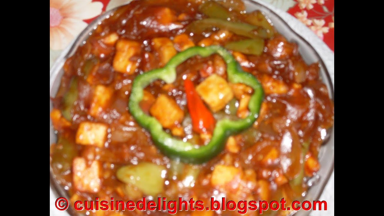 Chilli paneer recipe in hindi youtube chilli paneer recipe in hindi forumfinder