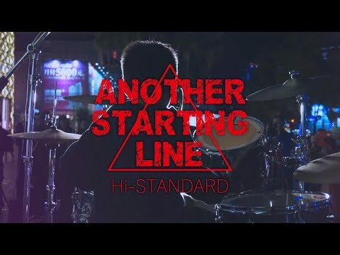 Hi-STANDARD - ANOTHER STARTING LINE (Drum cover by KITT)