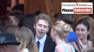Joey Luthman outside the Teen Choice Awards After Party at Saddle Ranch in Universal City