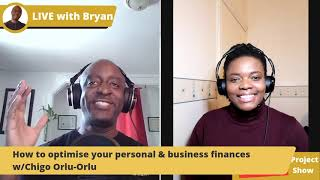 How to Optimise your Personal and Business Finances - My Authority Project Podcast Feature