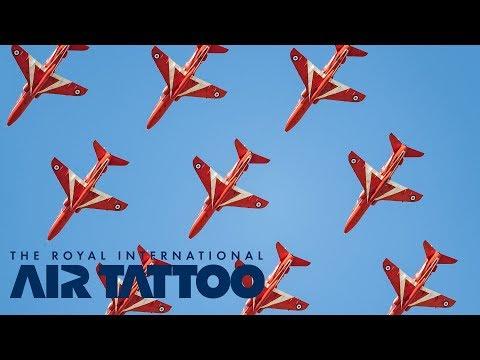 Air Tattoo 2018 Day 1 Highlights