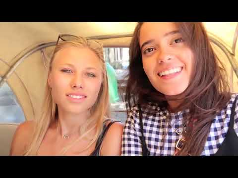 Marina's travel diaries   Summer   Portugal, Lissabon - with russian subtitles