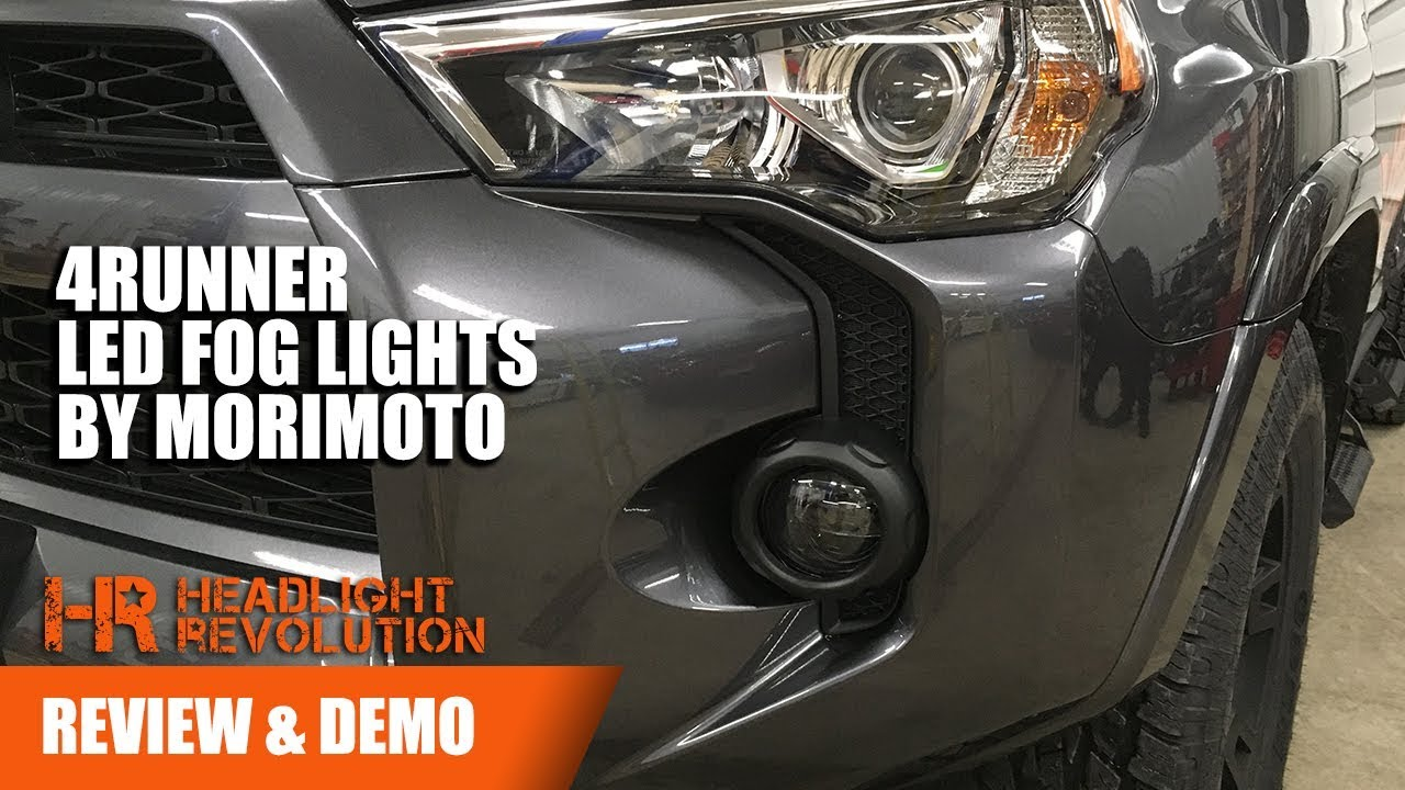 Led headlights lows highs drls and fogs | Toyota 4Runner
