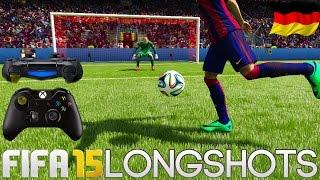 Fifa 15 Longshot / Weitschuss Tutorial | Deutsch HD Thumbnail