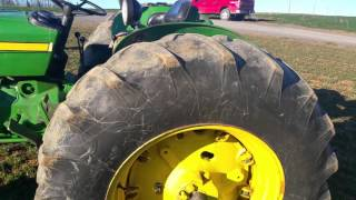 John Deere 1020 Ag Farm Tractor For Sale Hydraulic Machinery Inspection Video!