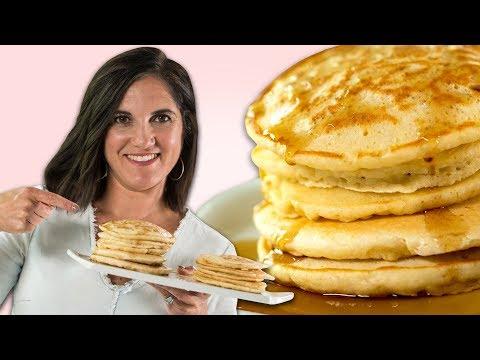the-secret-to-fluffy-pancakes-|-the-best-pancake-recipe-hack-|-mom-u