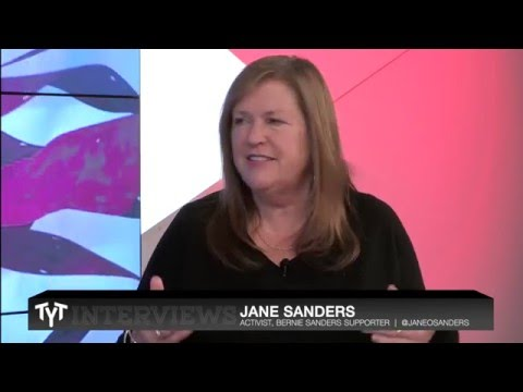 Dr. Jane Sanders - Full Interview With Cenk Uygur