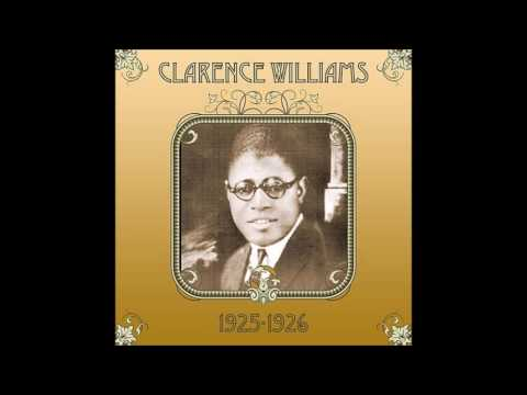 "October 8, 1893 Clarence Williams ""Candy Lips"""