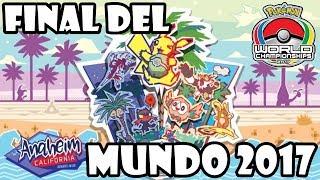 DIRECTO - Finales del Mundo de Pokémon VGC 2017