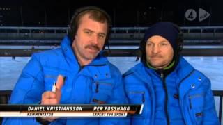 Kvartsfinal 3: Hammarby Bandy - Västerås SK [Höjdpunkter]