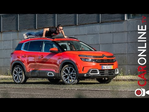 Citroen C5 AirCross de CIMA a BAIXO [Review Portugal]